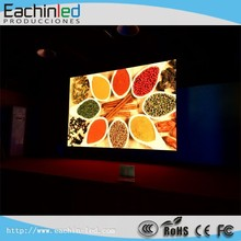 indoor LED screen 4.81mm pixel pitch, ship to Japan / Korea/ USA/ Europe high quality indoor LED screen,HD LED screen factory