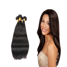 top quality 100 Human Hair Unprocessing Virgin Brazilian/Indian/Peruvian Human Hair straight Hair Extension 100 Human Hair