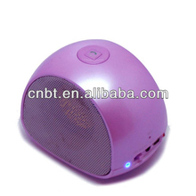 2013 newest, hot selling, Colorful good quality, TF card, hands free, Aux, High quality speaker bluetooth