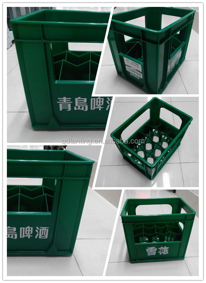 Plastic crate hdpe pp 12 bottles wine crate buy plastic for Where to buy used wine crates