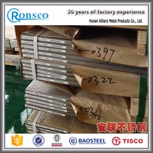 Hairline surface 4*8 grade 304 stainless steel sheet