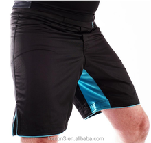 hot sale sublimation print gear mma fight shorts