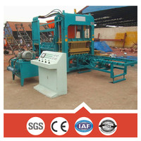 2014 CE ISO certificates qt4-20 block making machine for sale