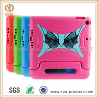 2015 Hot-selling stylish protective cute cartoon design case and cover for iPad