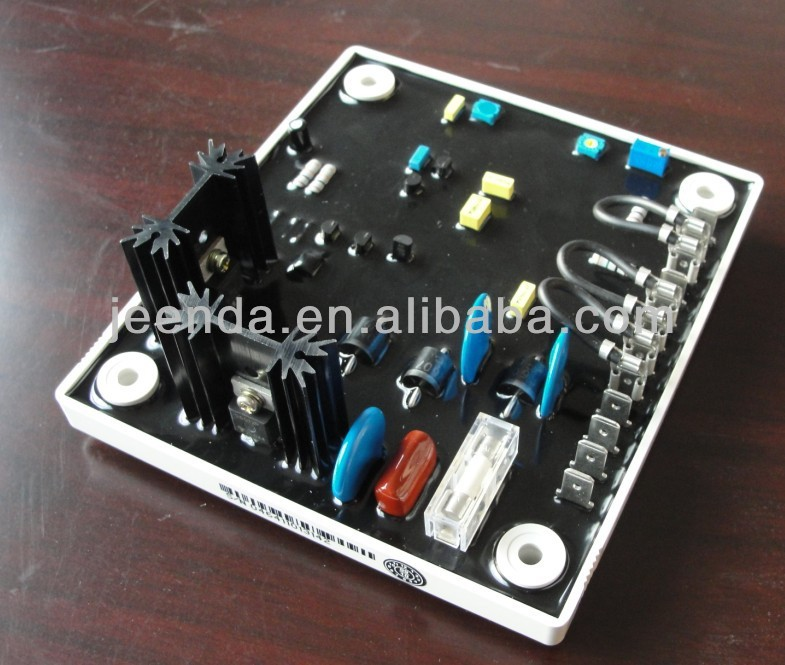 3 Phase 30kva Automatic Voltage Regulator AVR AVC63-4A For Generator