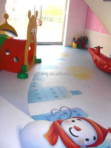 Eco-friendly educational pesonalized PVC baby play mats