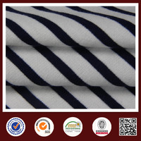 Feimei Knitting Cotton Polyester Yarn Dyed Fabric