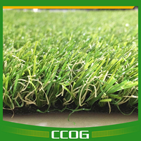 Plastic turf grass mat/ Factory provided/ 5 meters width/70mm height