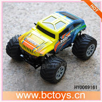 2.4Ghz four wheel drive rc high speed toy car HY0069161