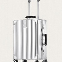China Luggage Factory Trolley Aluminum Luggage