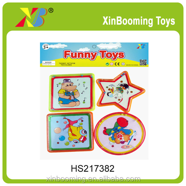 Promotion toy maze game with EN71 standard