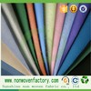 Low price China manufacturer supply 100% pp spun bond non-woven fabric