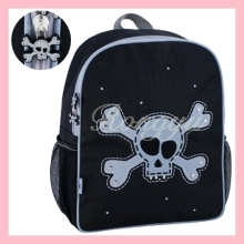 Kids Pirate design backpack wholesale bag