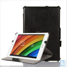 2014 exquiaite wearable heat resistant and excellent nice Stand Leather Case for Acer Iconia A1-830 P-ACE830JPCA001