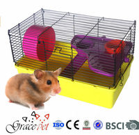 2015 New Design High Quality Mouse Cage Wire Hamster Cage