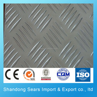 factory direct aluminum tread plate coil 1050 5052 6061 7075 7651 6082 t6 aluminum checker plate weight