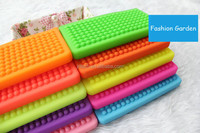 Hot selling Silicone Women Wallet Silicone Cash Wallet for Ladies, Girls
