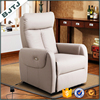 BJTJ Electrical Office Recliner Leather Sofa