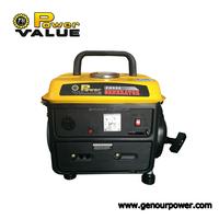 Power Value 650w backup generator, gasoline generator 950 from Taizhou