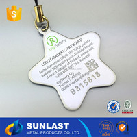Chinese Sexy Zinc Alloy Luggage Tag with Leather Belt Metal Baggage Tag with Custom Logo Fancy Suitcase Tags OEM1516