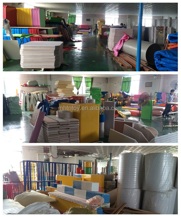 Children's indoor amusement park indoor playground