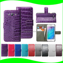 Chinese Providers ID Slot Case for alcatel one touch fierce 7024w/pixi 3 4027x/pop s3 5050,PU Cover for vinko touch mobile phone