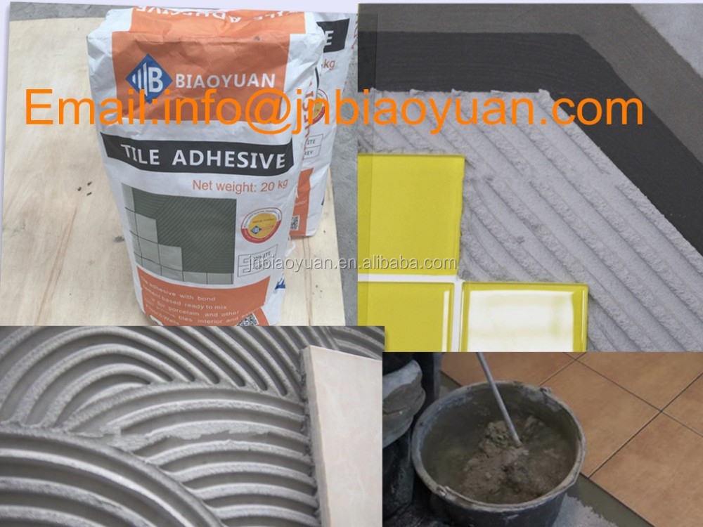 Wall tile adhesive thickness powder floor adhesive