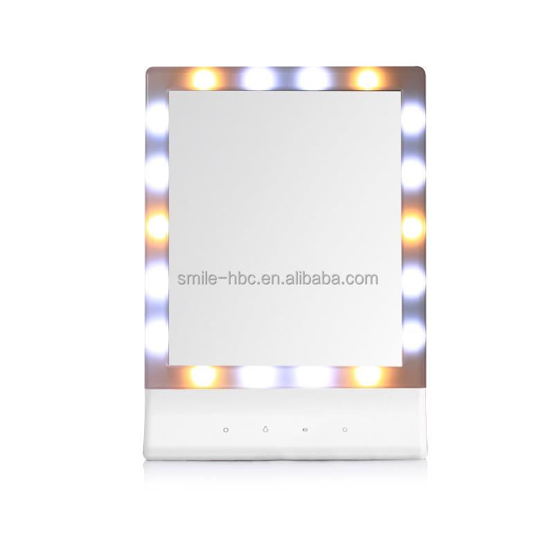 Palo En Iluminaci 243 N De Pared Espejos De Maquillaje De La