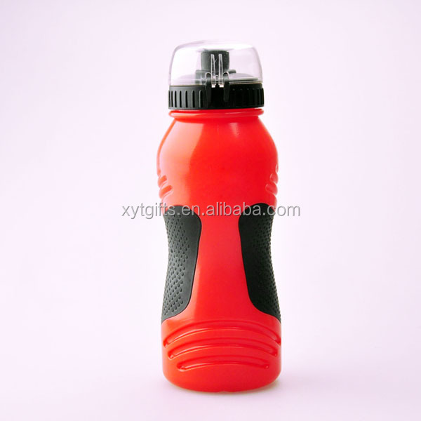 Competitive Price Custom Brand Leak Proof 500ml Road Bike Water Bottle with Dust Cap