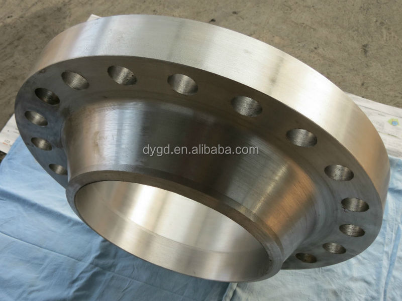 ASME B16.5 1500LB welding neck flanges WN flanges