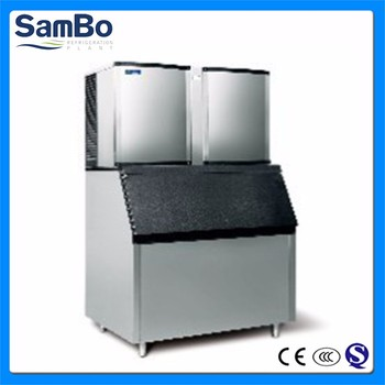Commercial cube Ice Making Machines 2 ton per day for Drinks and Wine cheap price