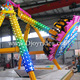 Thrill park rides 12 seats mini pendulum for sales