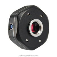 High sensitivity long exposure CCD camera for gel documentation system