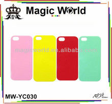 Pc sublimation blank case ,blank phone cover