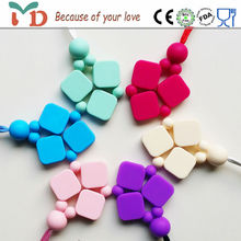 Teething Pendant Chic Bpa Free Charms And Pendants,Silicone Charms And Pendants,Charm Silicone Baby Teething Pendant