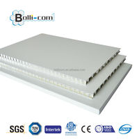 aluminum honeycomb panel trailer skin