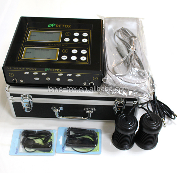 WTH-208 Hydrosana Detox Body SPA Detox Foot SPA Factory/Foot Bath Ion Cleanse Detox Machine