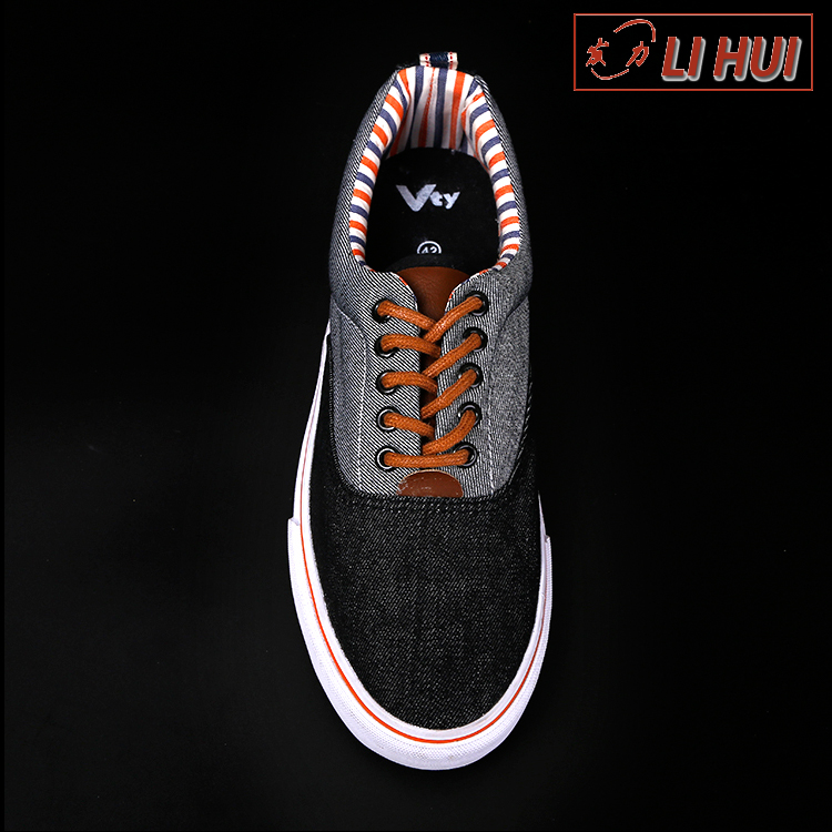 TPR EVA Fabric Eva PU Plush Mesh Sneakers/men casual leather shoes