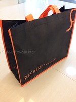 Good quality unique design pp non woven shopping bag tote bag
