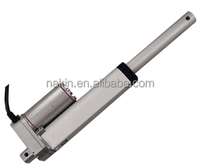 Compact High Speed Low Voltage Tubular Linear Actuator