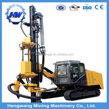 Hydraulic type DTH drill machine,drill rig equipment factory
