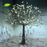 BTR1505 GNW decorative artificial flower trees magnolia branches without leaf for wedding decoration