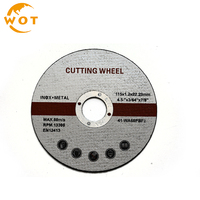4.5Inch Abrasive Cutting Disk Disc