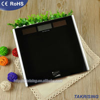 JSS180-08 Solar Powered Glass Weighing Scale Balance