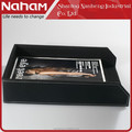 NAHAM PVC Leather Office organizer A4/Letter Size File Tray