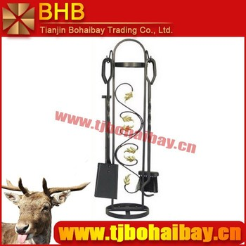 Height 75cm BHB-S974 wood fireplace tool