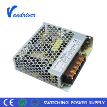 Variable Digital Power Transformer 12V DC 75W 6A LS-75-12 Regulated Switching Mode Power Supply with CE ROHS