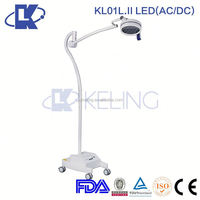 clinic double heads lamp high quality operating lamp xinfeng tdp lamp