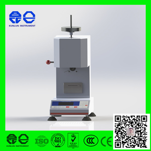High quality low price desk-top plastic melt flow index mfi testing machine
