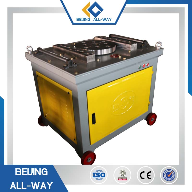 High quality manual pipe/bar bending machine